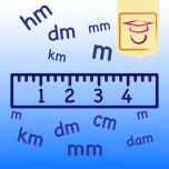 Leer rekenen met lengtematen en de omtrek uitrekenen.
