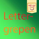 woorden opsplitsen leer je met deze onderwijs app.