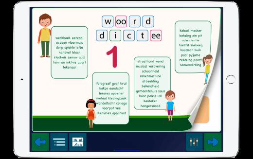 """Bekijk de promotie-video van deze app """"Spelling Nederlands 2"""""""