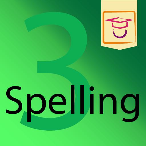 """Dit is het app icoontje van """"Spelling 1"""""""