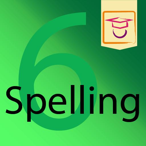 """Icon van onze app """"Spelling 2"""""""